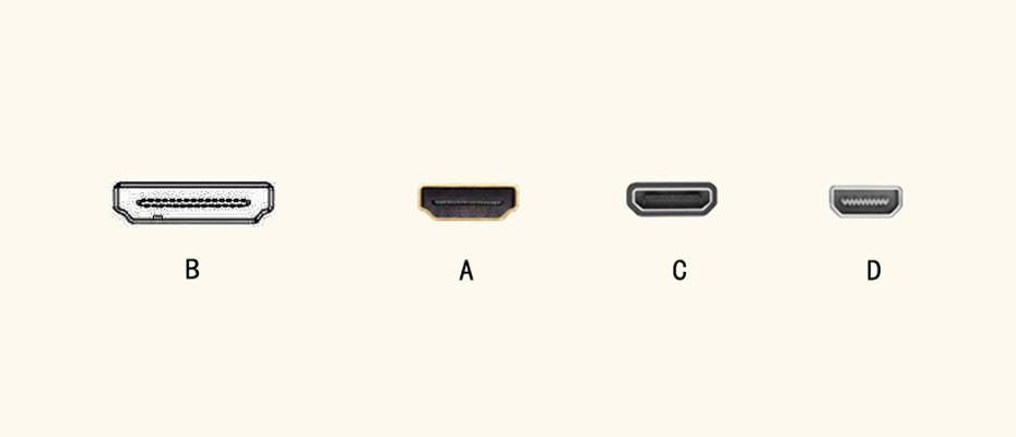 HDMI接口类型