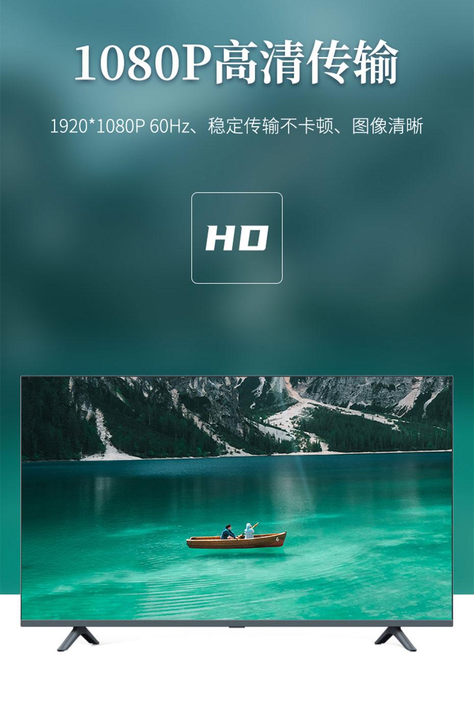 HDMI KVM光纤延长器HE001支持1920*1080p@60Hz高清分辨率