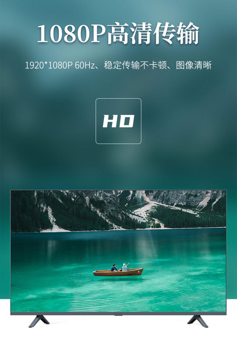 HDMI网络延长器1对多HE150实现单网线延长150米