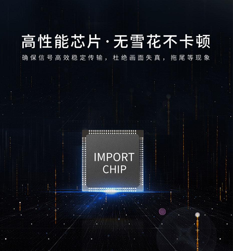200米HDMI KVM网络延长器HKU200使用进口芯片