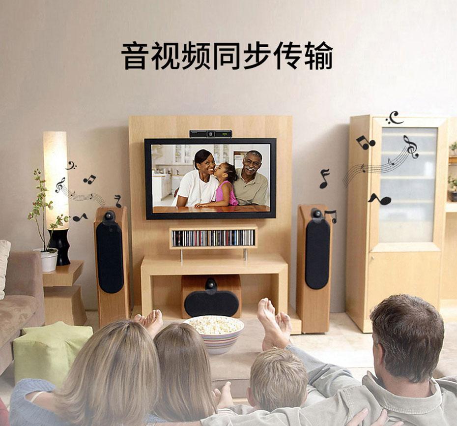 100米HDMI KVM网络延长器HU12支持音频和视频同步传输