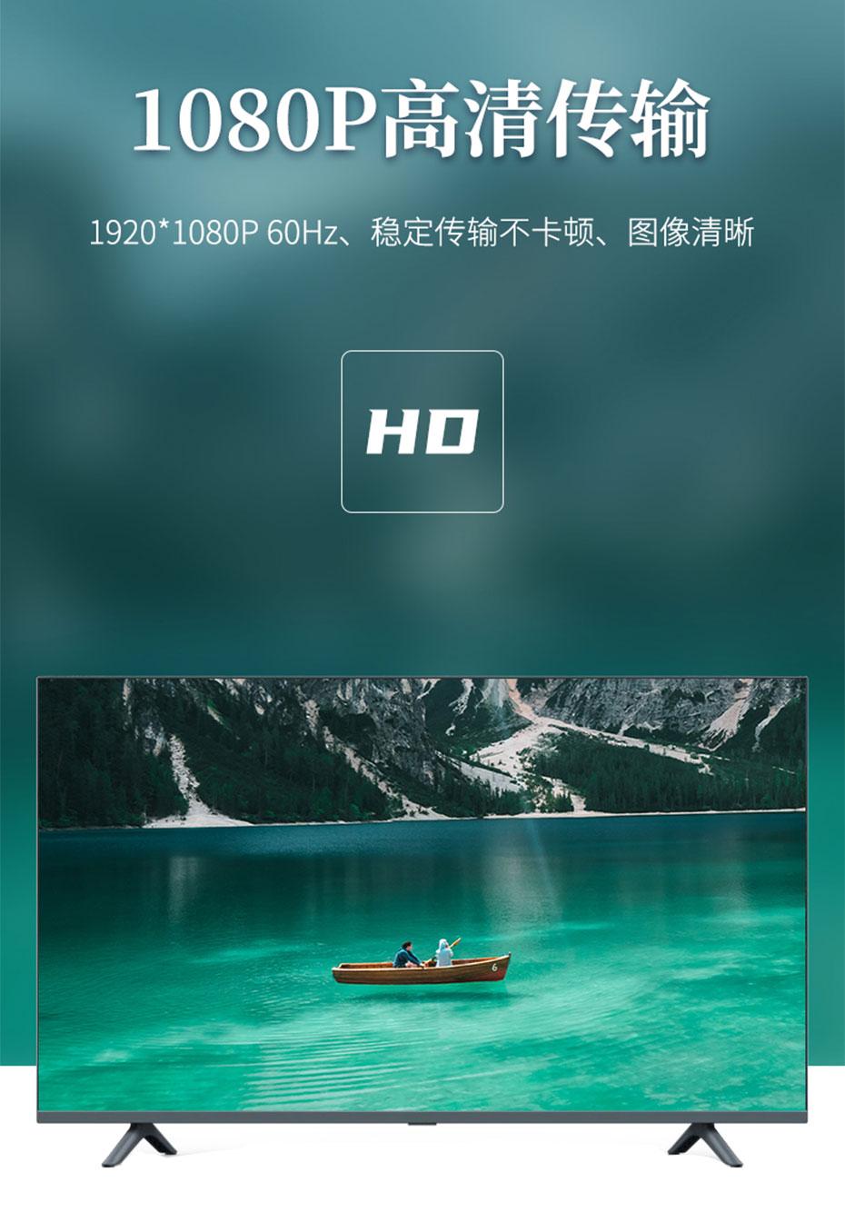 HDMI KVM延长器1对多/多对多HU150支持1920*1080p@60Hz分辨率