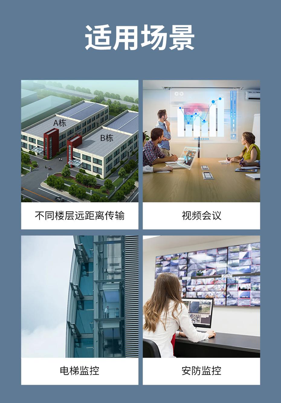 IP高清网络同轴传输器NCR200使用独立电源+地线设计