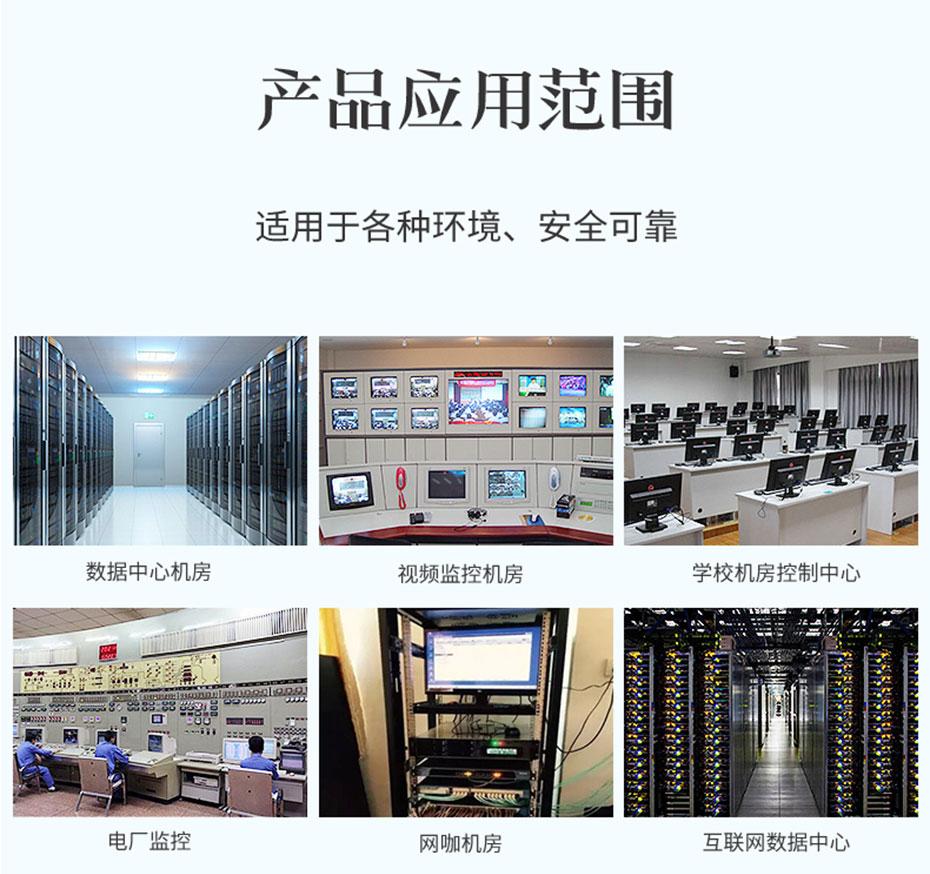 300米网络延长器一进四出NE300部分应用场景