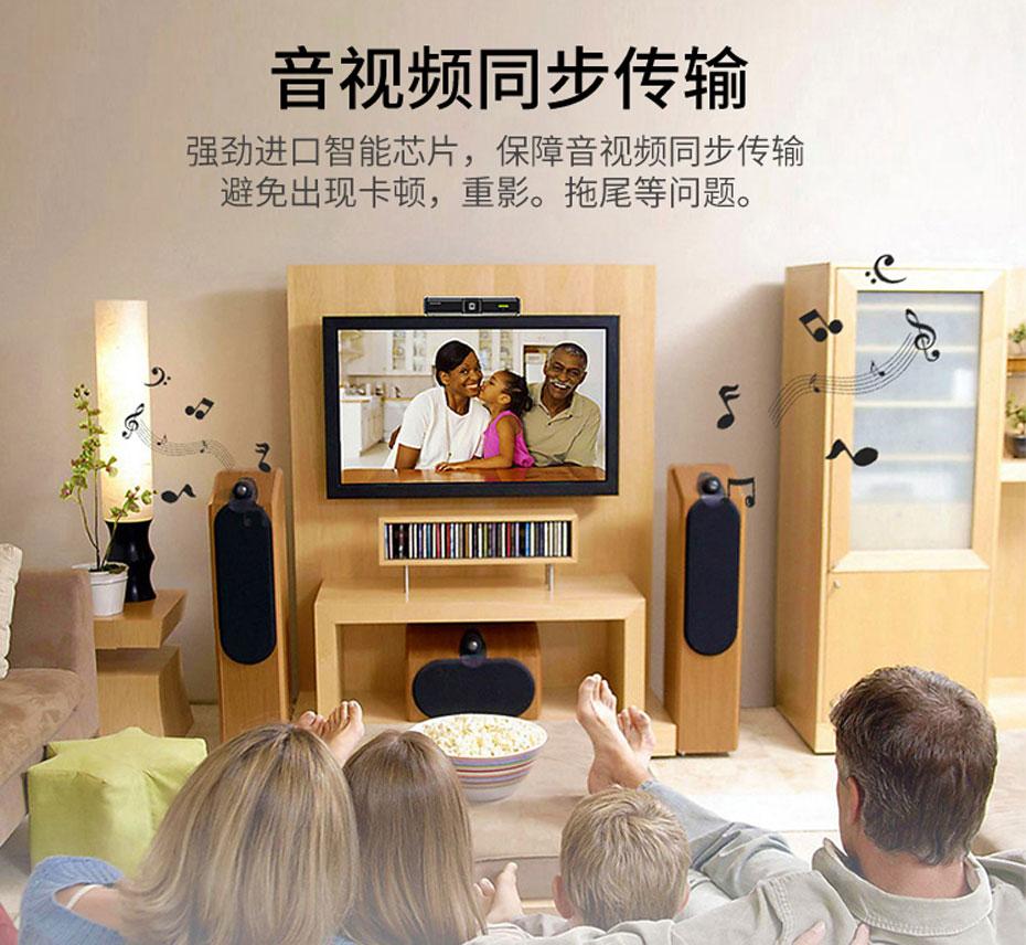 HDMI KVM切换器2进1出21HA音视频同步