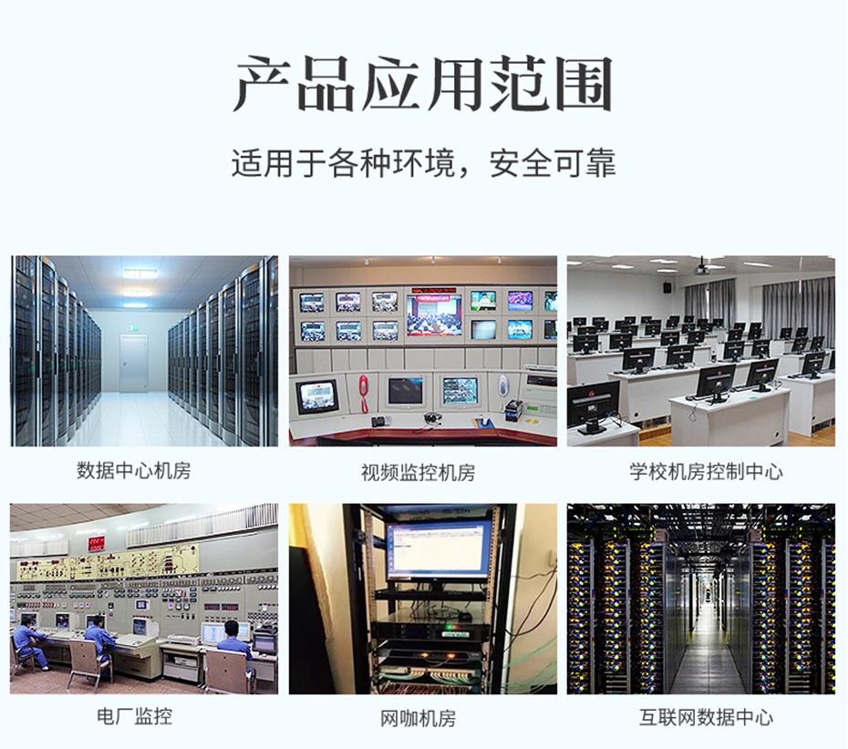 八进一出HDMI KVM切换器81H部分应用场景