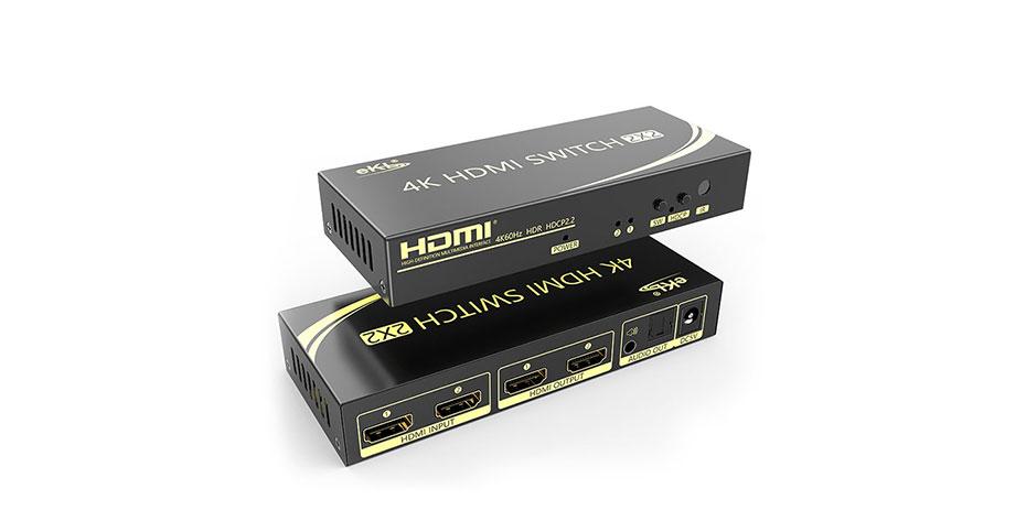 2口HDMI切换器212H