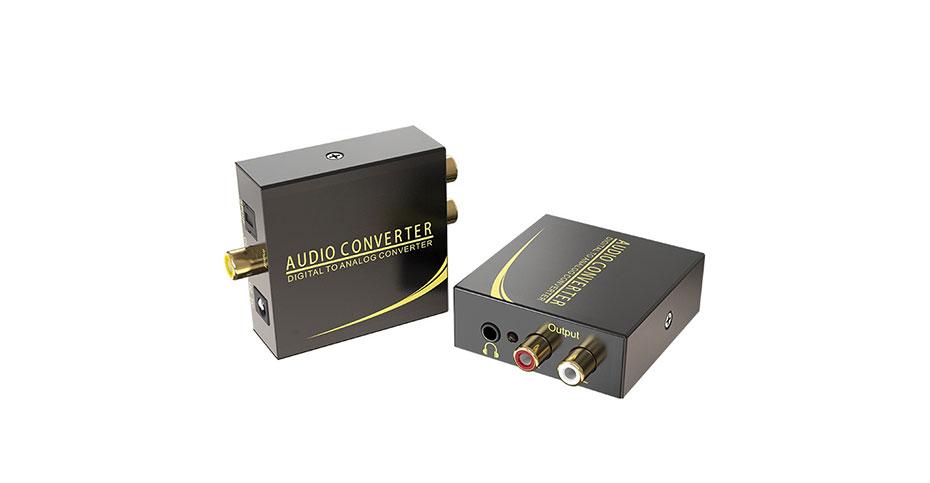 数字音频转模拟音频转换器DAN