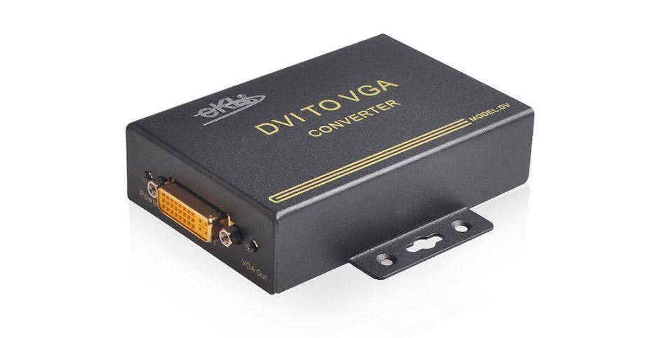 DVI转VGA转换器DV