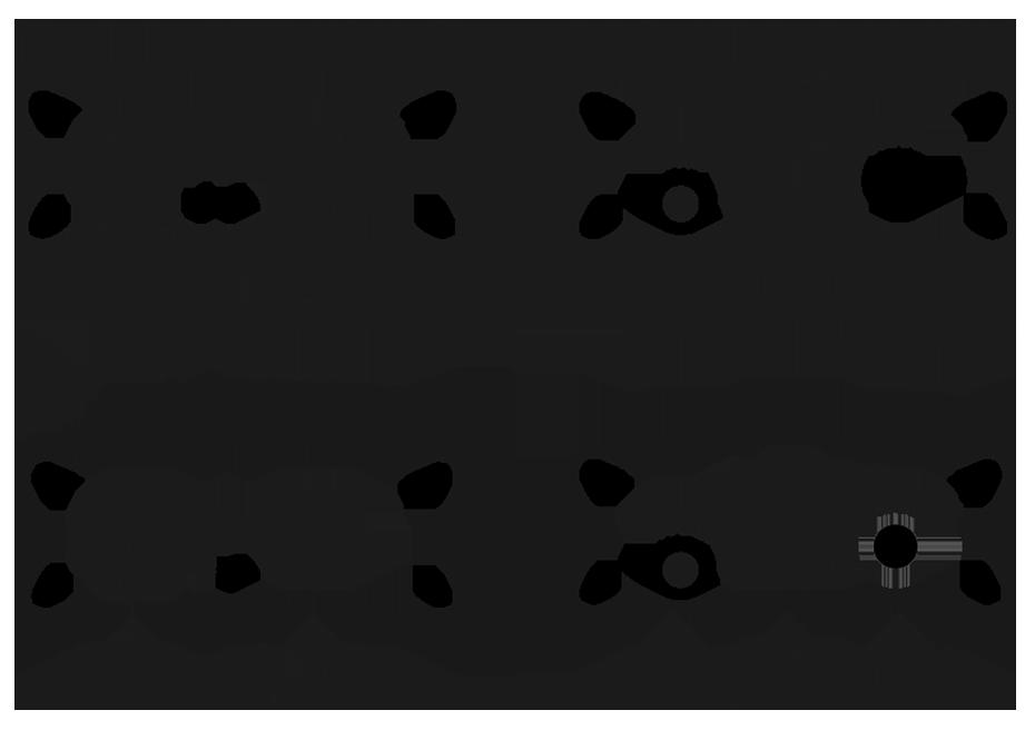 HDMI单网线延长器HE120发射端和接收端接口介绍