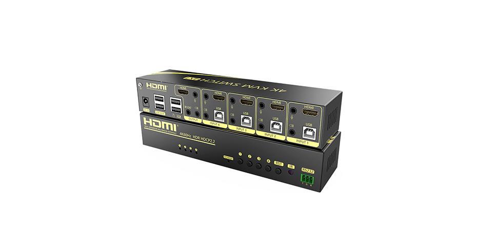 KVM设备