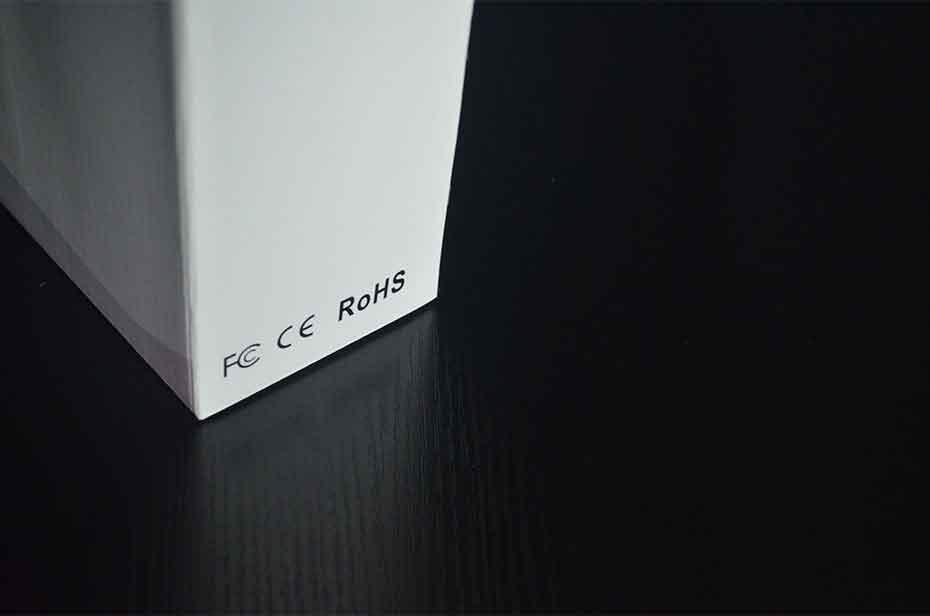 FC/CE认证标志