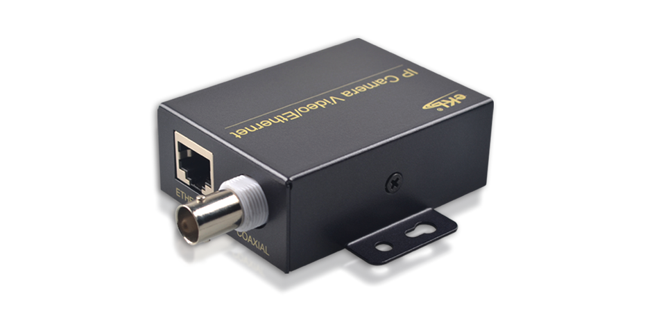 IP高清网络同轴传输延长器NCR200