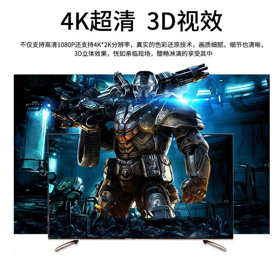 迷你HDMI分配器MiniHS104支持4k*2k@30Hz