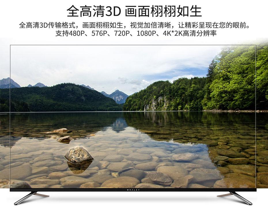 HDMI分配器一进八出MiniHS108支持3D