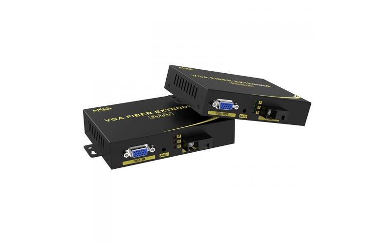 20公里VGA光纤延长器VF200