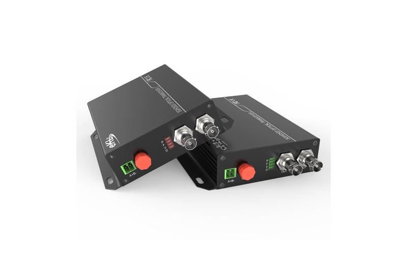 工业级SDI光端机SDF01连接使用教程