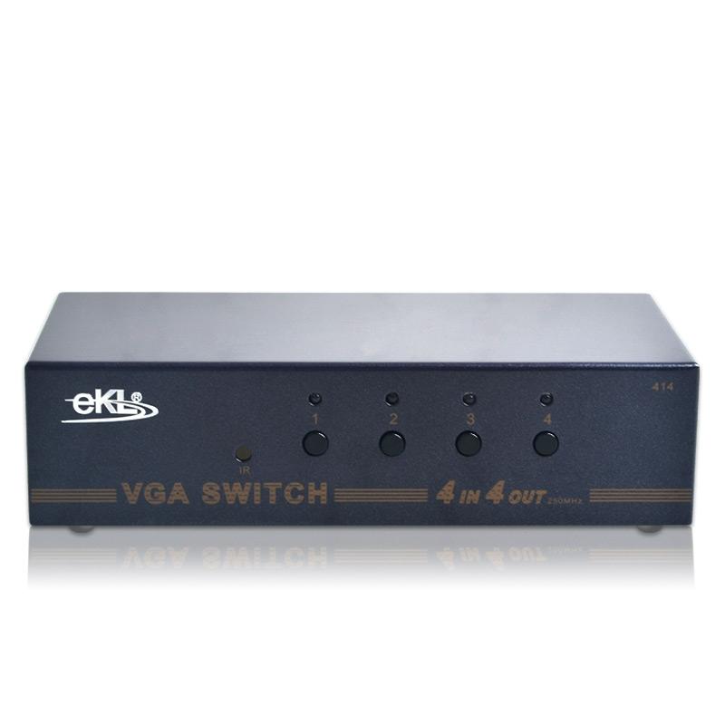 VGA切换器4进4出414(停产)