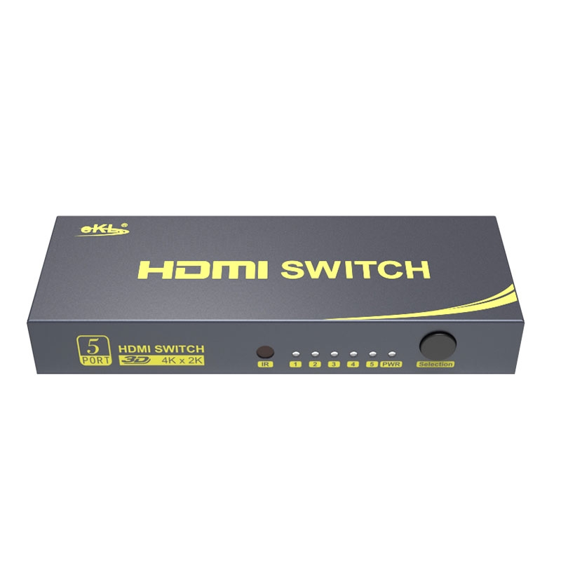 HDMI切换器5进1出51HN
