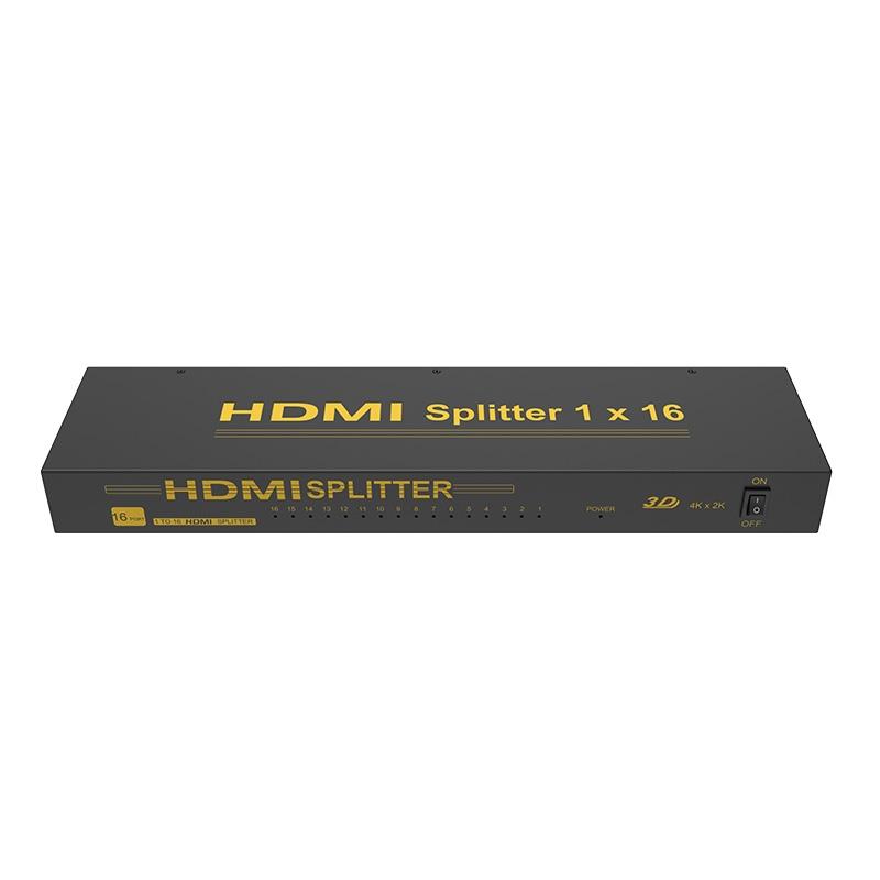 HDMI分配器一进十六出HS161