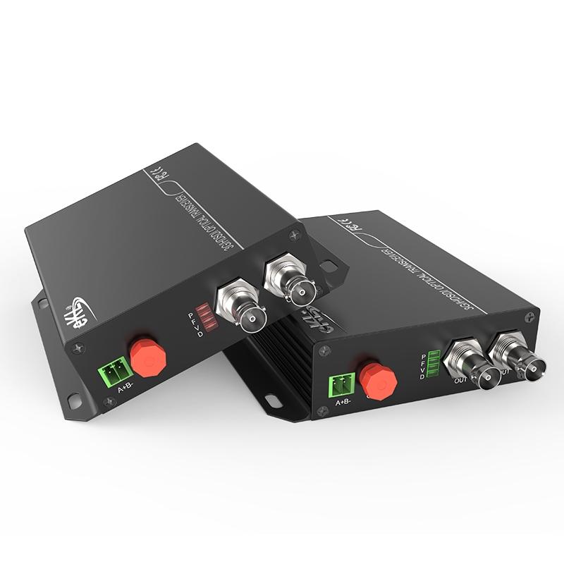 20千米SDI视频光端机SDF01
